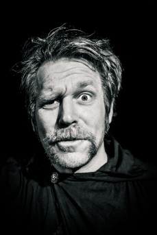 Stand-up Canadian Comedian Mr Tony Law