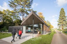 Compton Verney new Visitor Centre work for PLB Marketing Ltd