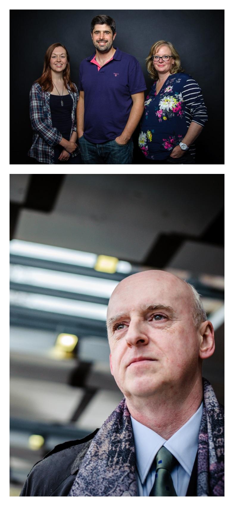 Head shots Portrait photography Birmingham Midlands Warwickshire UK by Chris Fossey 13